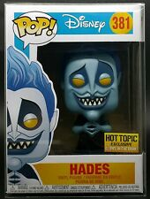 Funko Pop + Protector! Disney #381 Hades Hot Topic *MINT* [2-3 DAY SHIPPING]