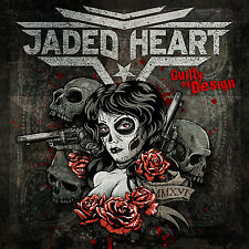 JADED HEART - Guilty By Design - Digipak-CD - 205932