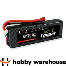 Cougar 3900mAh 11.1v 3S 30C Hard Case LiPo Battery