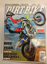 Dirt Bike Magazine Husaberg 350 Beta 250 KTM250 SX-F October 2013 032717nonR