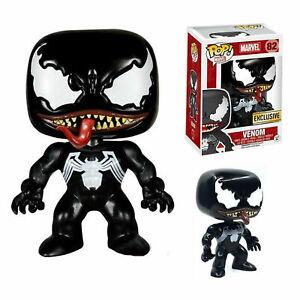 FUNKO POP!#82 Venom Marvel Walgreens Exclusive Vinyl Action Figures Toys HOT