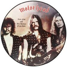 MOTÖRHEAD Iron Fist And The Hordes From Hell - LP / Picture Vinyl - Limited