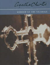 The Murder at the Vicarage by Agatha Christie (Audio cassette, 2001)