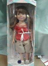 """NEW in case 18"""" Diana Euro doll  Shorts outfit"""