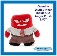 "FALALA GENUINE DISNEY PIXAR ANGER 8.5"" PLUSH – INSIDE OUT"