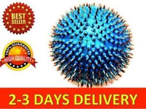 Lyapko Needle Ball Applicator Acupuncture Massager Silver Needles are Applied US
