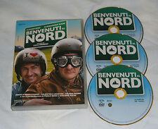 Benvenuti al Nord - Claudio Bisio; Alessandro Siani (3 DVD) VERSIONE NOLEGGIO .
