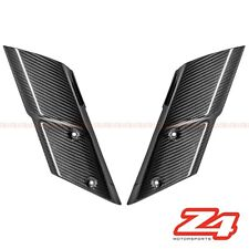 2010-2013 Z1000 Front Fender Fork Suspension Cover Fairing Cowling Carbon Fiber