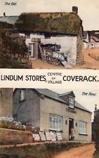 Lindum Stores Coverack Shop Nr St Keverne unused old pc