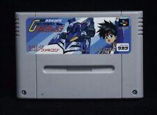 Shinseiki GPX Cyber Formula- Japan SNES SFC Nintendo Super Famicon GAME ONLY