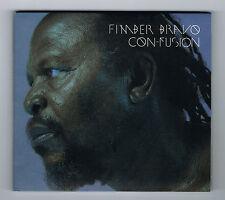 FIMBER BRAVO - CON-FUSION - 2013 - 8 TITRES - TRINIDAD - COMME NEUF
