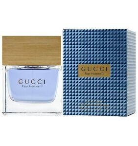Gucci Pour Homme II Eau de Toilette 100ml rare discontinued