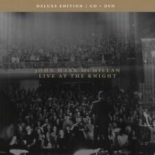 NEW Live At The Knight [CD/DVD Combo][Deluxe Edition] (Audio CD)