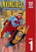 INVINCIBLE VOL #1 ULTIMATE COLLECTION HARDCOVER Robert Kirkman Comics #1-13 HC