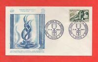FDC - 1962 - Mémorial de la France combattante - MONT VALERIEN  (744)