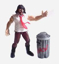 """WWF WWE WRESTLING MANKIND MAD MICK FOLEY 6"""" Figura Giocattolo & Cestino RARO"""