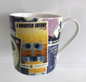 Disney Store Classics 2013  Wall-e Mug Pixar
