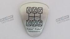 Genuine Fuller transmission shift knob medallion Super 10 speeds 5586109