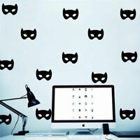 Set of 40 Pcs Hero Batman Wall Sticker Kids Nursery Vinyl Decal Decor Art Mural