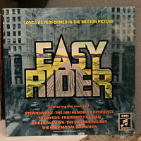 "EASY RIDER Movie Soundtrack (German 1C 062-90 661) - 12"" Vinyl Record LP - VG"