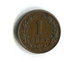 1 Cent Niederlande 1878 M_733