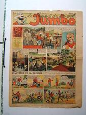 JUMBO  / NUMEROS 1    / 6 EME ANNEE  /  6 JANVIER 1940