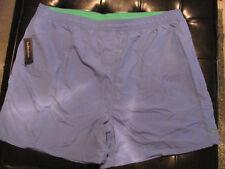 NEW 2XB 2XL BIG 2XLB Ralph Lauren POLO Swimsuit LIGHT BLUE LIME GREEN PONY $60