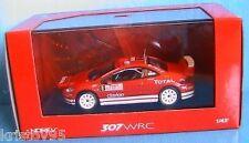 PEUGEOT 307 WRC #8 MARTIN PARK RALLYE MONTE CARLO 2005 NOREV 473793 1/43