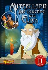 Mittelland - Die Legende der Elfen zusatz Szenen ( Kinder Zeichentrick ) NEU OVP