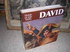 1980.David / Schnapper.bon ex.peinture Napoléon