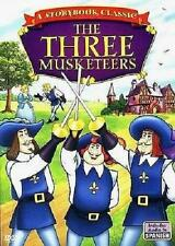 The Three Musketeers: A Storybook Classic