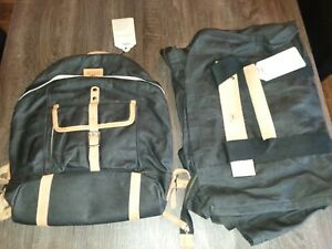 Will leather goods bag set duffle bag and backpack set