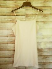 Compagnie Internationale Express Size 11 12 Womens Top Spaghetti Strap