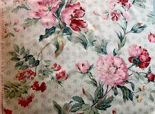 Nouveau Fabric 'Lyme Park' 26 X 26 Inch Large Fat Quarter Panel - Stunning