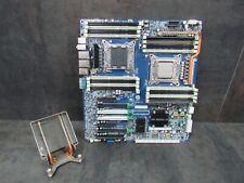 HP Z820 Motherboard w/ E5-2609V2 @2.5GHz CPU, 8GB Ram & Heatsink 708610-001