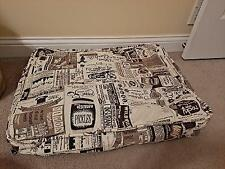 Molly Mutt Dog Bed Duvet Cover Small Rectangle Vintage Old Advertising Print