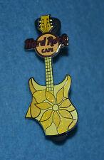 HARD ROCK CAFE 2013 Online SEASONS GUITAR PUZZLE SET 1  Pin # 70593