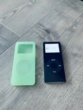 Apple iPod nano 1st Generation Black (1 GB) Rare Retro