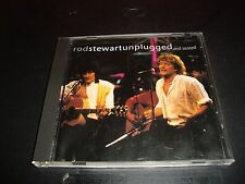 Rod Stewart Unplugged and Seated CD May-1993 Warner Bros Near Mint Condition