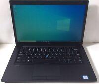 """Dell Latitude 7480 14"""" - 256 GB SSD - 8 GB Ram - Core i5-7300U - 2.6 GHz - PP134"""