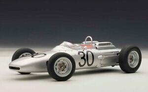 86271 AUTOart 1:18 Porsche 804 F1 1962 #30 French GP / Gurnee