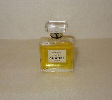 ANCIEN FLACON DUMMY FACTICE PARFUM CHANEL N°5 PARIS 14 ML