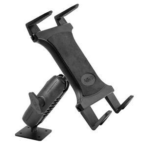 Extra Heavy Duty Drill Base Apple Samsung Tablet Car Holder/Mount TABRMAMPSMET