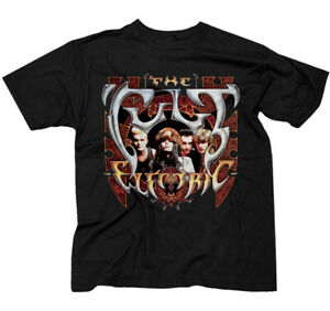 The CULT - Electric Cover - T-shirt - NEW - XLARGE ONLY
