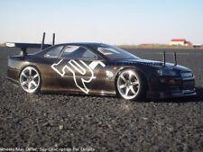 Custom Painted Body SKYLINE R34 GT-R for 1/10 RC Drift Cars Touring HPI 200mm