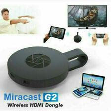 Für Google Chromecast 2 Streaming Media Player WLAN HDMI TV Stick 1080P