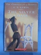 The Chronicles Of Narnia: The SIlver Chair By C.S. Lewis (1995,  Paperback)