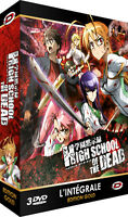 ★ High School of the Dead ★ Intégrale - Edition Gold - 3 DVD