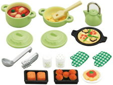 Sylvanian Families Calico Critters Kitchen Cooking Set