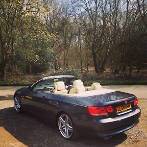 BMW 3 series convertible 330d